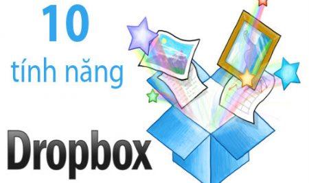 10 tính năng Dropbox không phải ai cũng biết